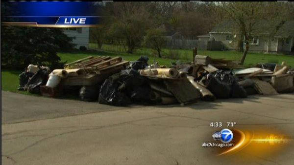 FEMA teams visit area counties affected by flood