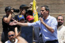 Venezuela street rallies show deep divide in power struggle