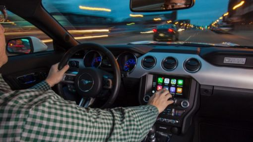 Ford is bringingGoogle and Apple to your nextcar