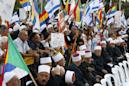 Israeli Druze hold mass rally to protest Jewish nation law