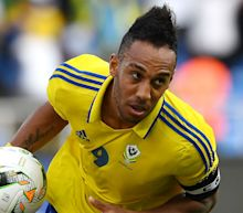 AFCON: Spot-on Aubameyang makes his point to earn Gabon a point