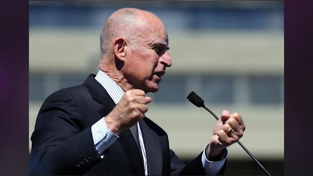 California Fracking Bill Signed Into Law By Governor Jerry Brown