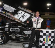 None Better: Remembering Sprint Car Driver Dave Steele