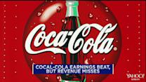 Coca-Cola mixed results, McDonald's misses, Chipotle soars