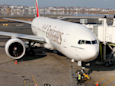An Emirates flight attendant dies after falling out of a Boeing 777