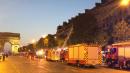 Paris: incendie dans un institut culturel danois sur les Champs-Elysées
