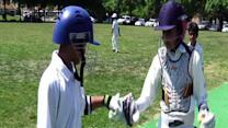 Bowl, Bat, Run: Cricket Takes Off in America