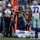 NFL Stock Watch: Down goes Tony Romo
