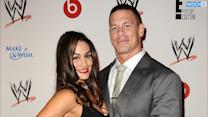 Nikki Bella And John Cena Have A Cute Back To The Future Moment