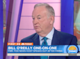 'Don't be sarcastic': Matt Lauer confronts Bill O'Reilly about sexual-harassment claims in tense interview