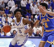 The Lonzo Ball vs. De'Aaron Fox rematch will tell NBA scouts everything they need to know