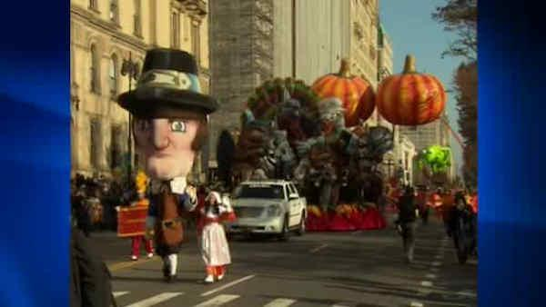 Annual Macy's Thanksgiving Day Parade