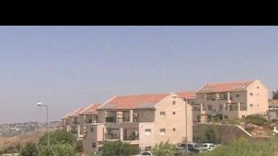 Jewish settlers protest eviction plan