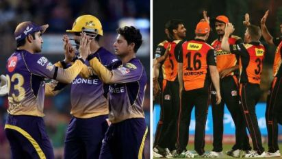 KKR vs SRH Match Prediction: Who will win today's match between Kolkata Knight Riders and Sunrisers Hyderabad