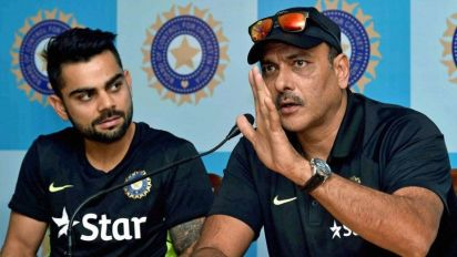 Brett Lee weighs in on debate surrounding Ravi Shastri's support staff