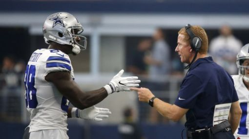 Dez Bryant fined after showing up too late for meetings and MRI