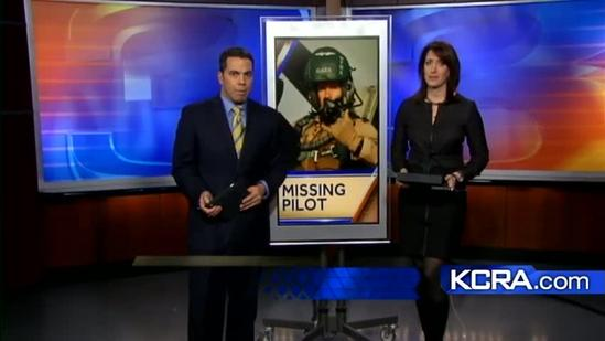 F-16 fighter pilot from Tuolumne County missing near Italy