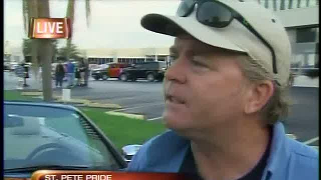 St. Pete Pride - City Council Member Jeff Danner