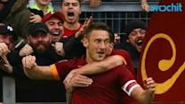 Roma Seals Second Place in Series A