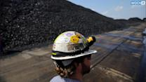 Coal-exporting Town Fights Rising Seas