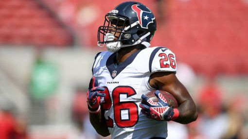 Fantasy football 2016 mock draft, Rounds 1-3: Lamar Miller cracks the top-five
