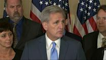 Rep. Kevin McCarthy Drops Out of House Speaker Race