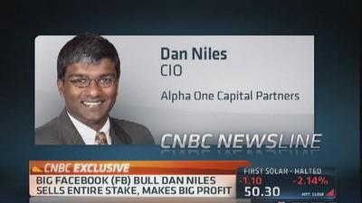 Twitter IPO priced better than Facebook: Dan Niles