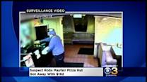 Caught On Camera: Pizza Hut Robbery In Mayfair