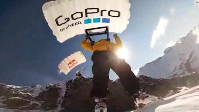 GOPRO COULD GO PUBLIC
