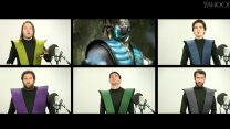 Comedy group releases a cappella cover of the 'Mortal Kombat' theme song