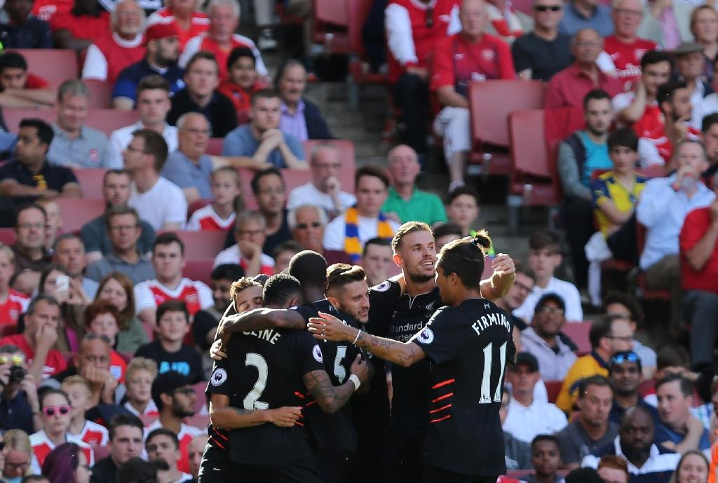 Liverpool keen to back up Arsenal win at Burnley