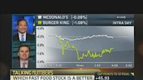 Talking Numbers: McDonald's or Burger King?