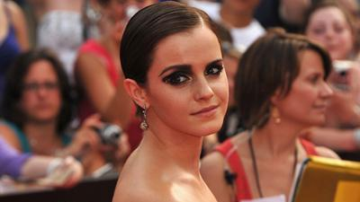 Emma Watson's 'Emotional' 'Harry Potter And The Deathly Hallows: Part 2' Premiere