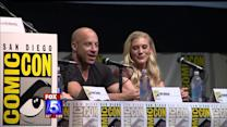 Vin Diesel, `Thrones,` `Walking Dead` Lead Comic-Con Day 2