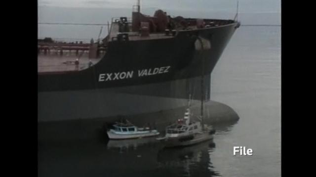 25th anniversary of Exxon Valdez spill