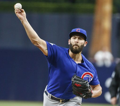 Cubs are first team in baseball to 80 wins after Jake Arrieta's gem