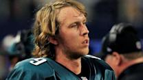 Reid: Foles to be Eagles starting QB for rest of season