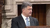 "Ukraine pays ""high price"" for beliefs-Ukraine PM"