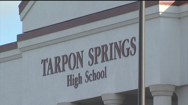 Tarpon Springs High School student brings loaded .32 caliber Beretta pistol to class