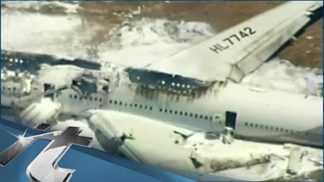 Disaster & Accident Breaking News: Investigators Interview Asiana Airlines Pilots