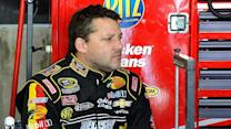 What happened to Tony Stewart?
