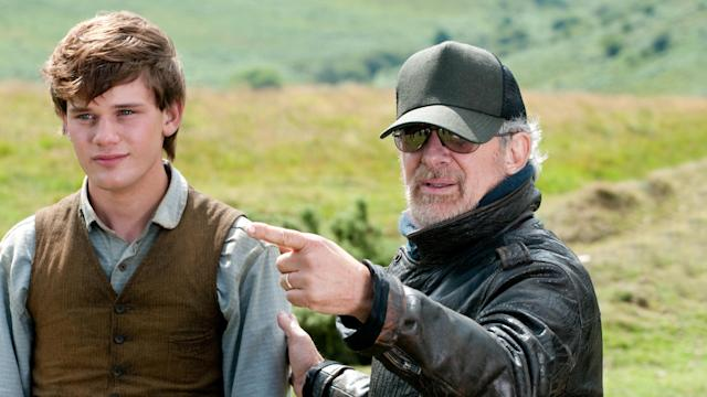 Spielberg talks about War Horse