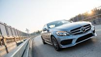 2015 Mercedes C400 4Matic Review in 60 Seconds